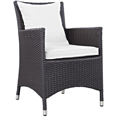 Hinsdale Patio Dining Arm Chair