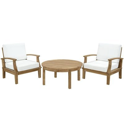 Belmont Harbor 3 Piece Round Set