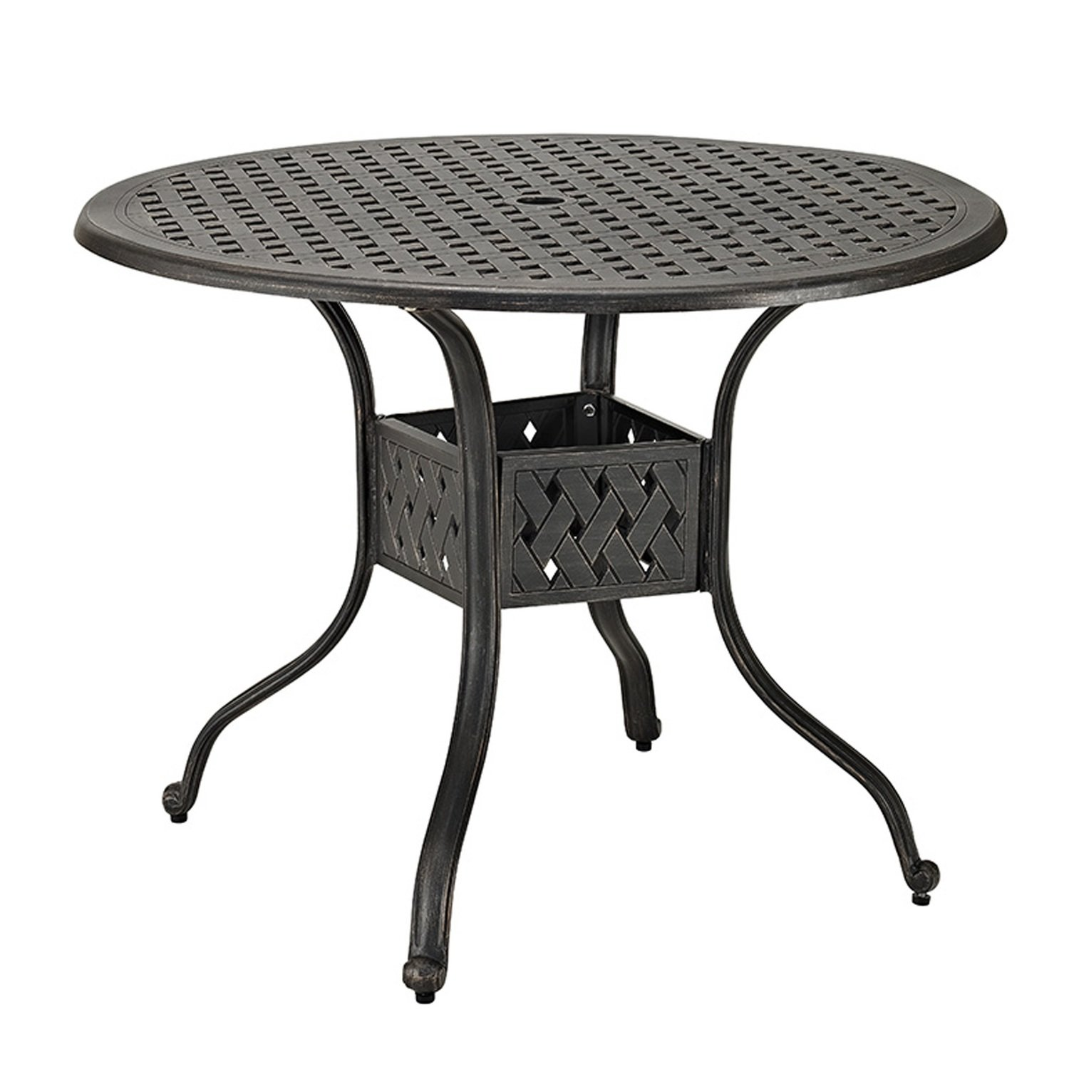 "Hyde Park 42"" Round Patio Dining Table"