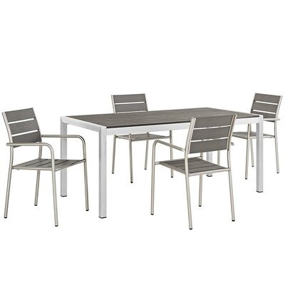 Shoreline 5 Piece Dining Set