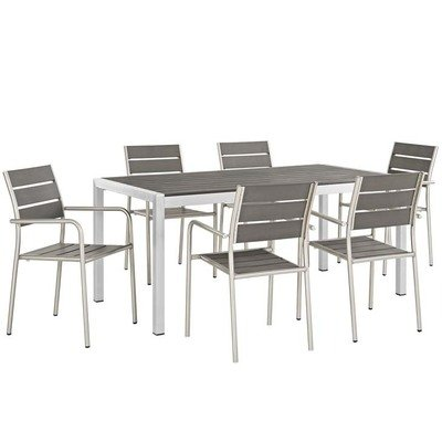 Shoreline 7 Piece Dining Set