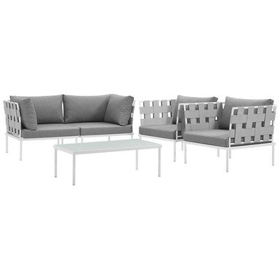 Veranda 5 Piece Sectional Set