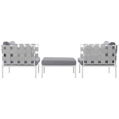Veranda 3 Piece Conversation Set