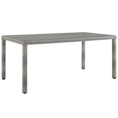 """Auroa Patio Collection 68"""" Dining Table"""