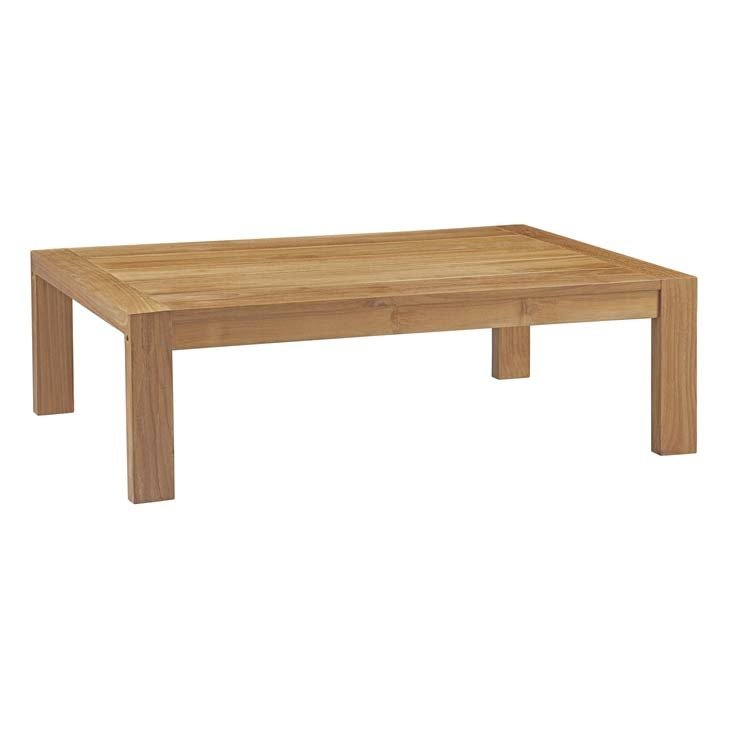 Uptown Teak Collection Coffee Table