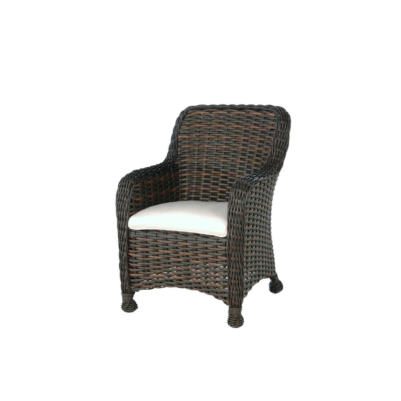 Burnham Park Patio Dining Arm Chair