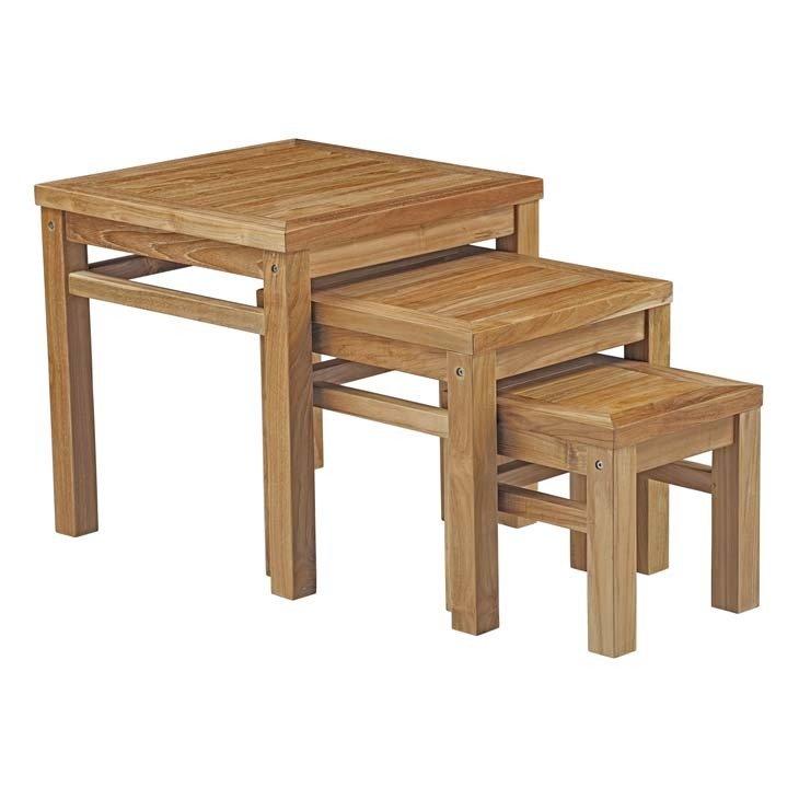 Belmont Harbor Nesting Side Table | Set of 3