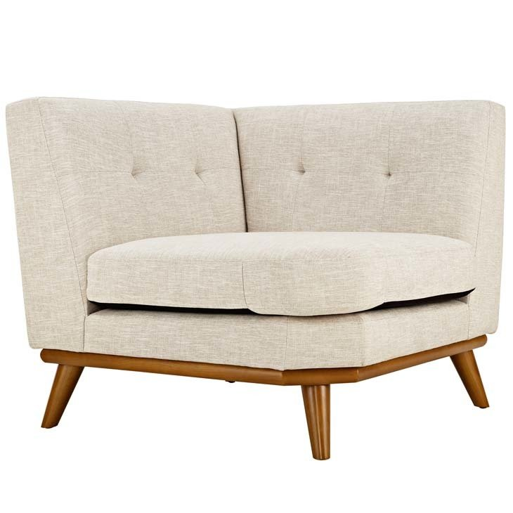 Montgomery Sectional Sofa Corner | 5 Colors
