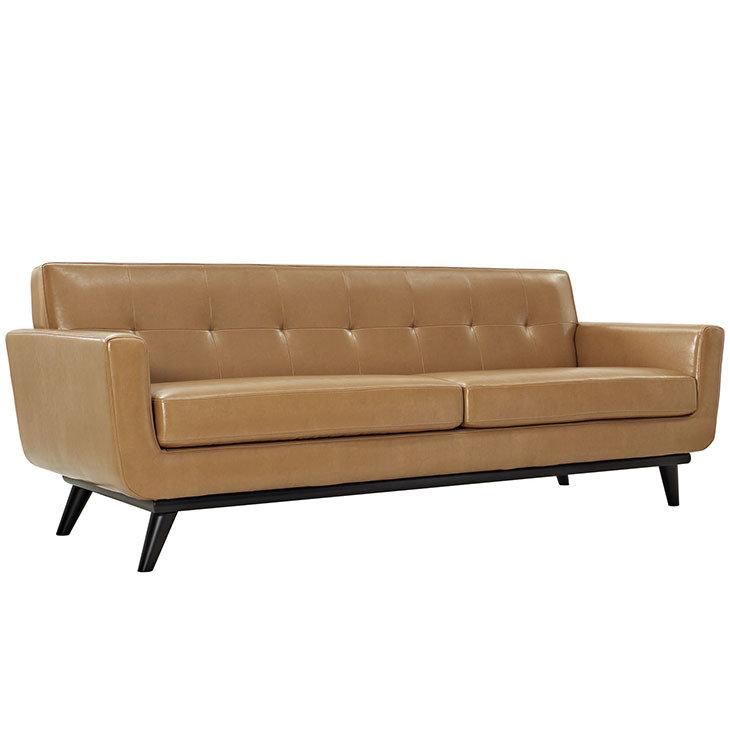 Montgomery Bonded Leather Sofa