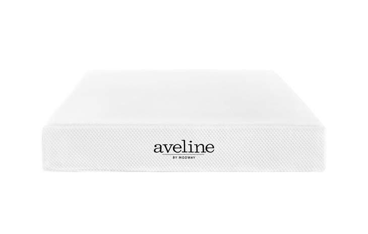 """Aveline 10"""" King Gel Memory Foam Mattress"""