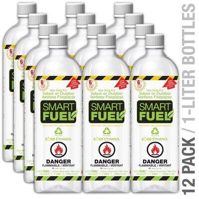 Bio-Ethanol Liquid Fuel - 12 Pack