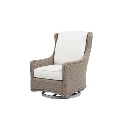 Lake Geneva Club Swivel Glider