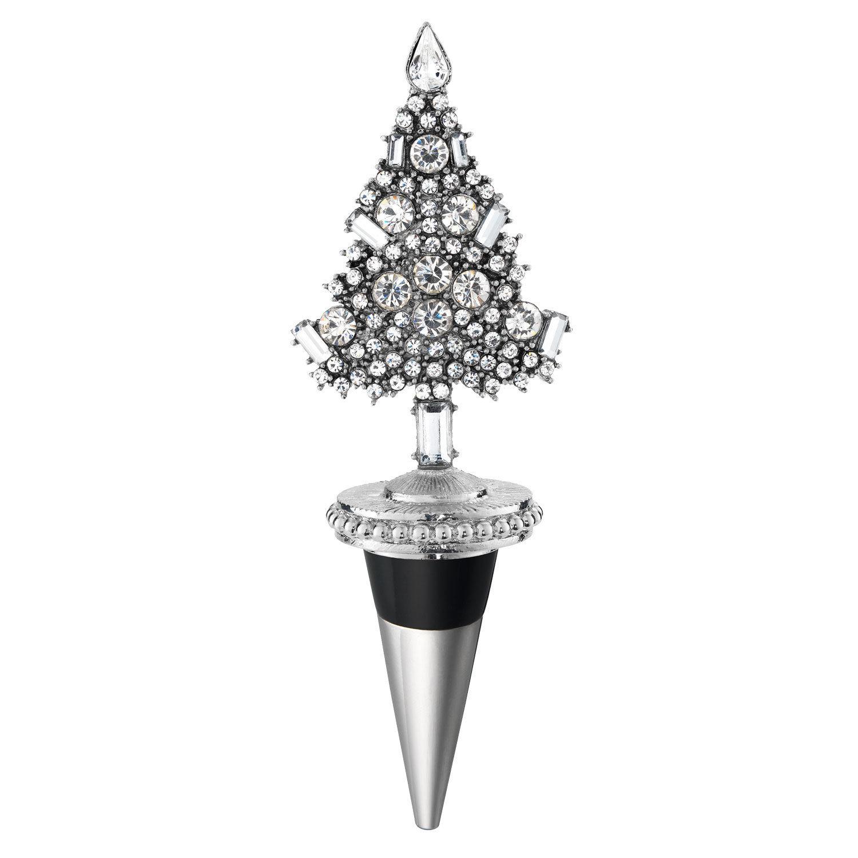 Olivia Riegel Crystal Tree Bottle Stopper