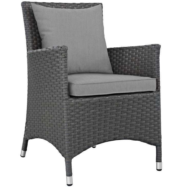 Soho Patio Dining Chair with Sunbrella® Cushion