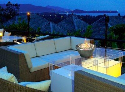 Oasis Fireplace