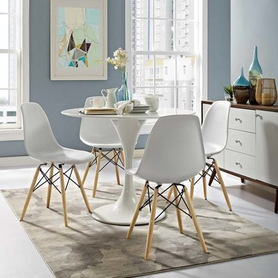 Power Dining Side Chair | 6 Color Options