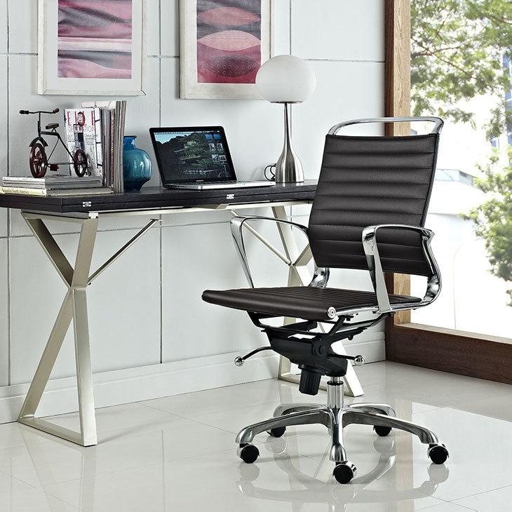 Jaipur Office Chair | Brown