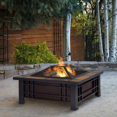 Morrison Wood Burning Firepit
