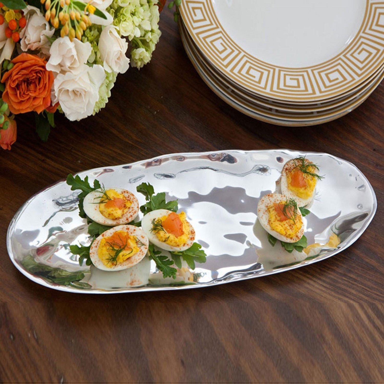 Soho Organic Medium Oval Platter / Set of 2