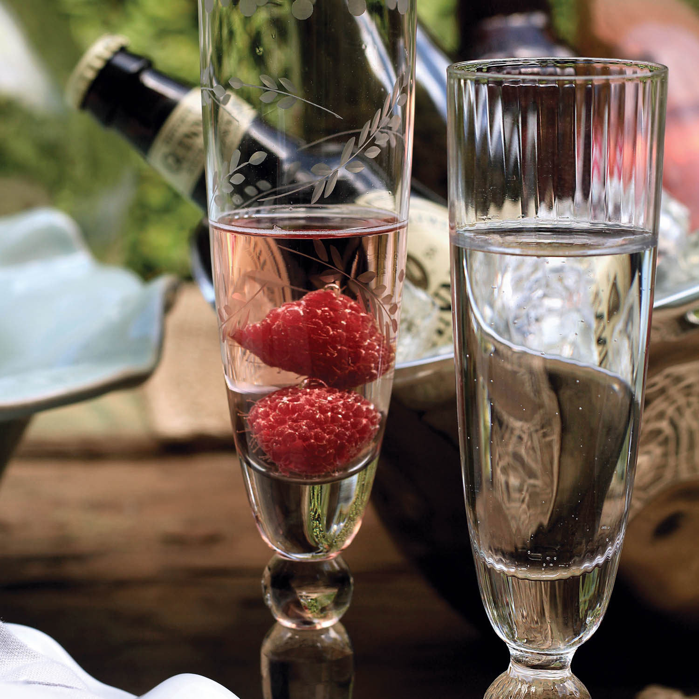Venice Champagne Flute | Set of 4