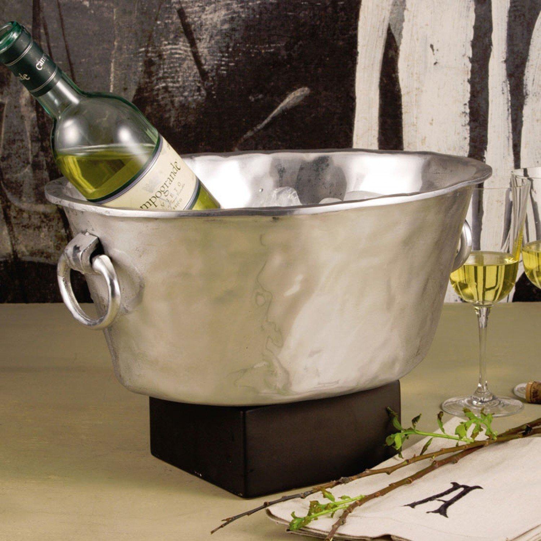Soho Ice Bucket with Handles