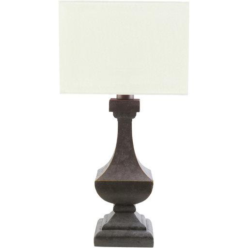 Davis Outdoor Table Lamp | White