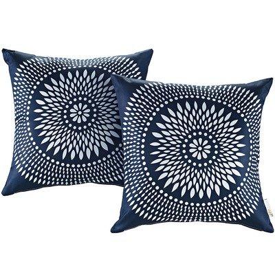 Cartouche 2 Piece Outdoor Pillow Set 17