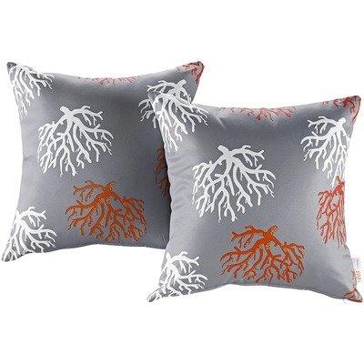 "Orchard 2 Piece Outdoor Pillow Set 17"" x 17"""