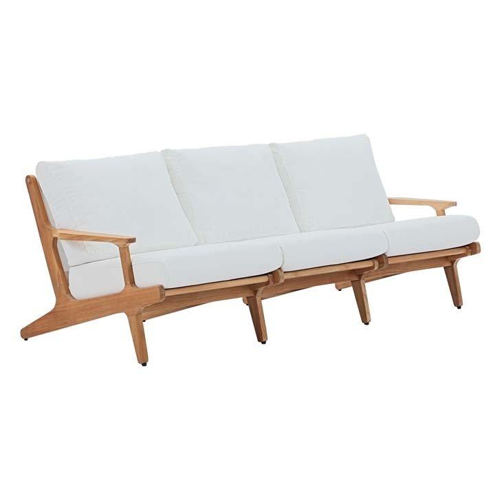 Gold Coast Teak Wood Sofa