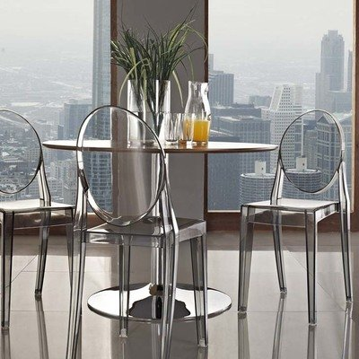 Crystal Dining Side Chair | 7 Color Options