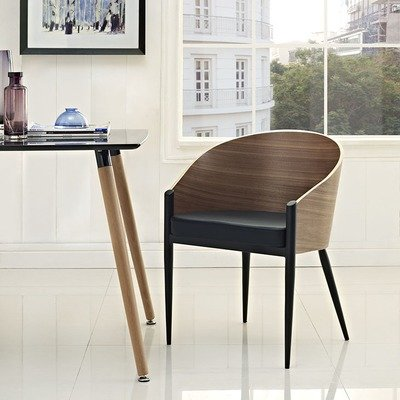Aldren Dining Chair | Walnut