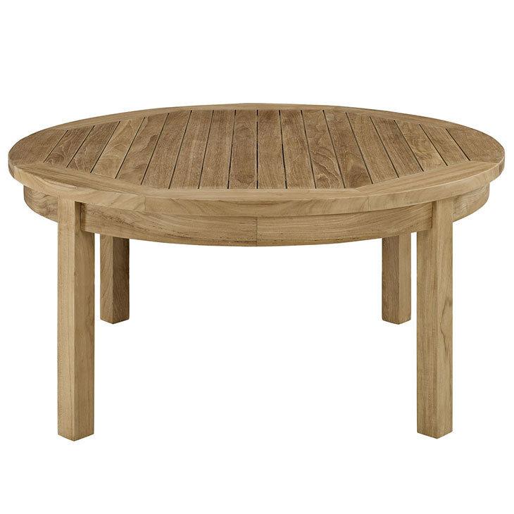 Belmont Harbor Round Coffee Table