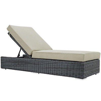 North Avenue Patio Chaise Lounge with Sunbrella® Cushion | 5 Colors