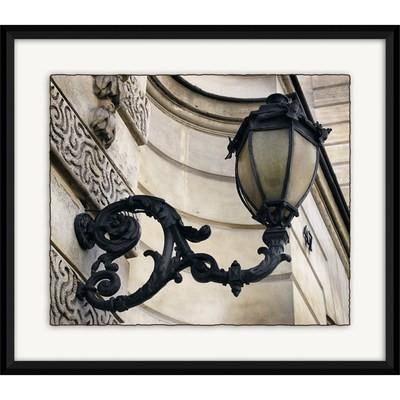 Gas Lamp, Rue de Grenelle