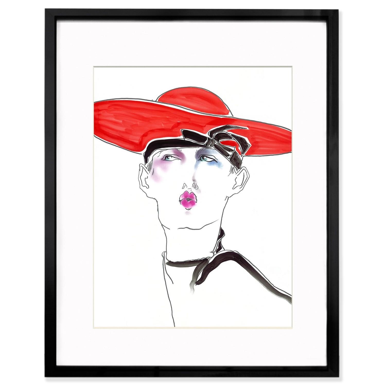 "Tony Viramontes ""Graham Smith Hat"""