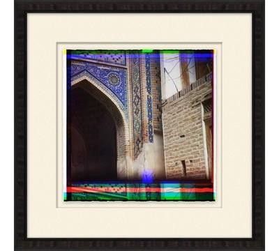 Solarized Buildings - Print D