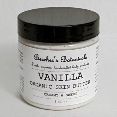 VANILLA Skin Butter | Benzoin Resin