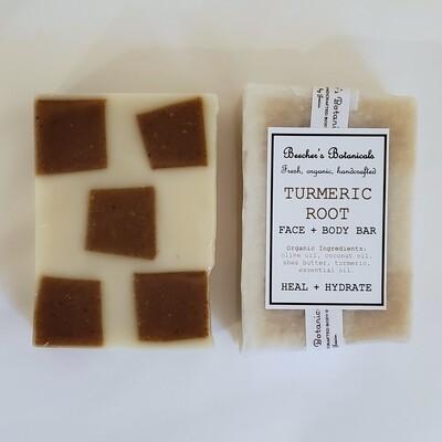 TURMERIC SOAP BAR | brighten