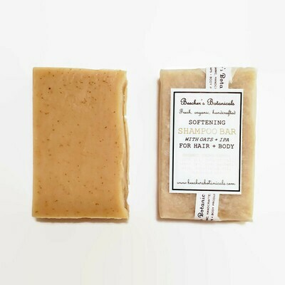 NATURAL SHAMPOO BAR | soften