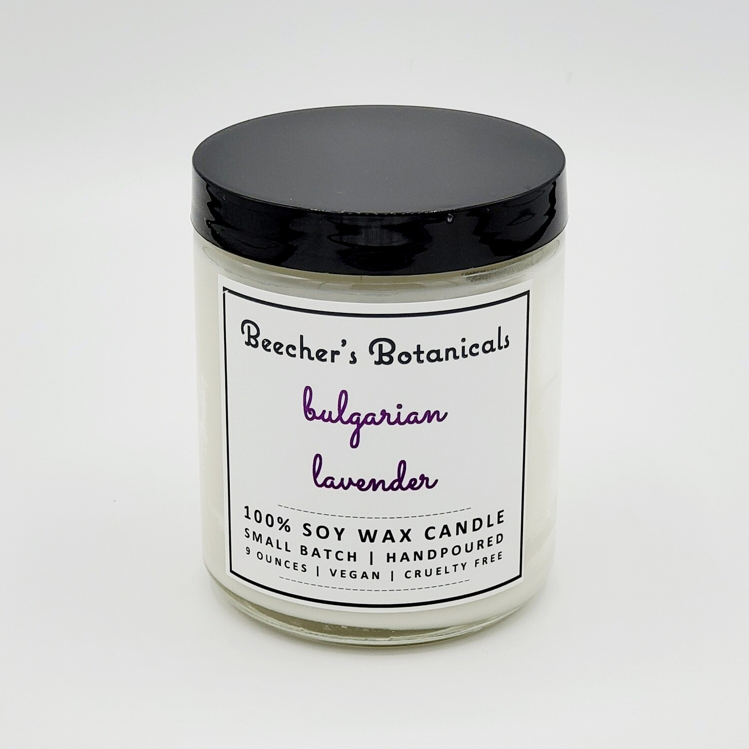 Bulgarian Lavender Soy Candle