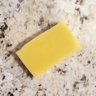 LEMONGRASS SOAP BAR | cleanse + freshen