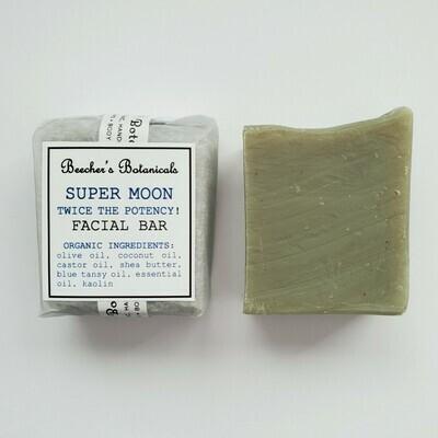SUPER MOON FACIAL BAR | sensitive, dry skin