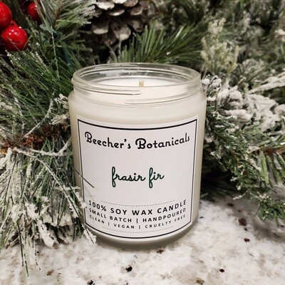 Fir Soy Candle