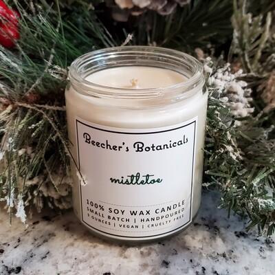 Mistletoe Soy Candle