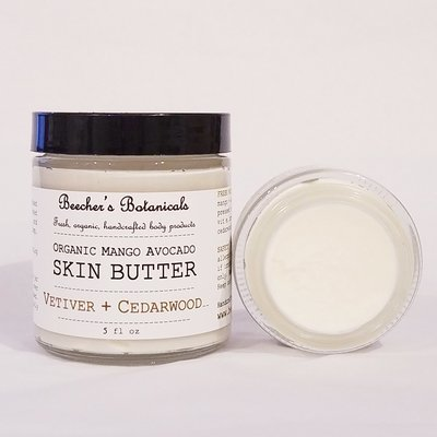VETIVER CEDARWOOD Skin Butter