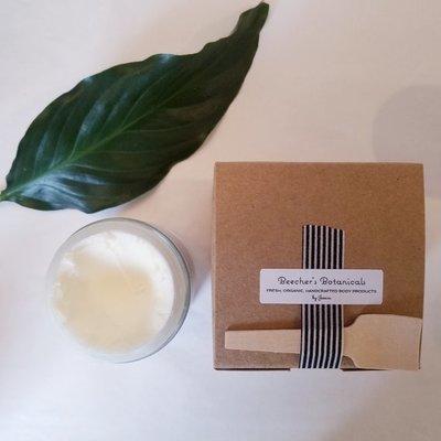 LAVENDER Natural Deodorant Cream