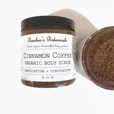 COFFEE BODY SCRUB | Firm + Tone