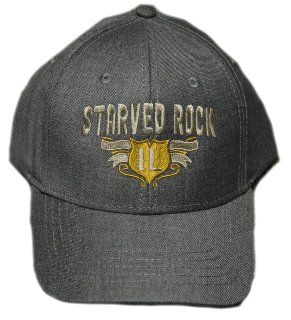 Starved Rock IL Baseball Cap