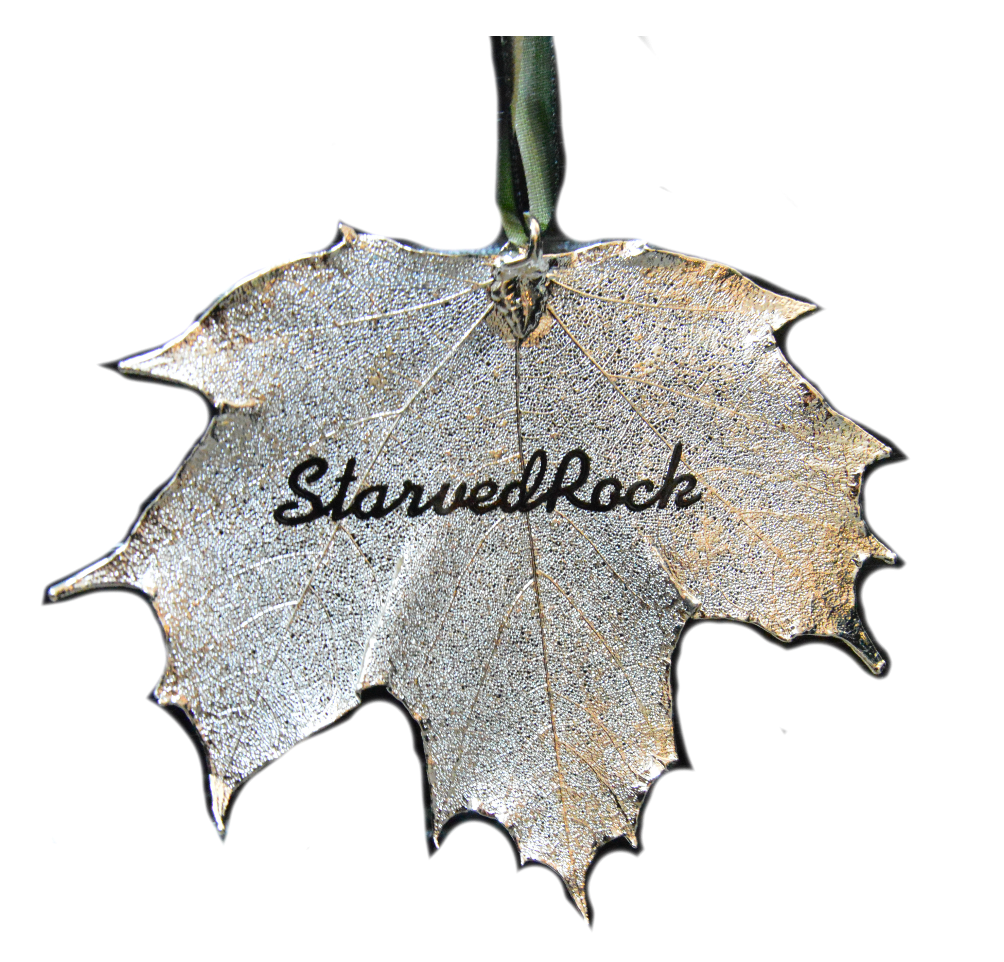 Starved Rock Sugar Maple Ornament