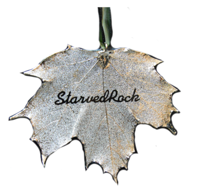 Starved Rock Sugar Maple Ornament
